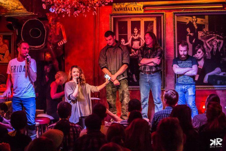 Slam Poetry Night / fot. Radek Kowalik