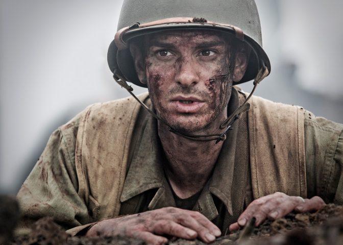 """Andrew Garfield w """"Przełęczy ocalonych"""""""